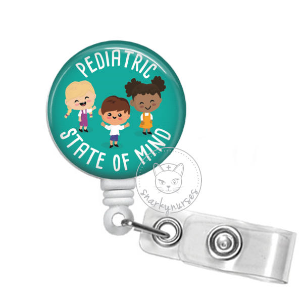 Badge Reel: Pediatric State of Mind