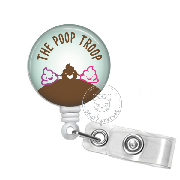 Badge Reel: Poop Troop