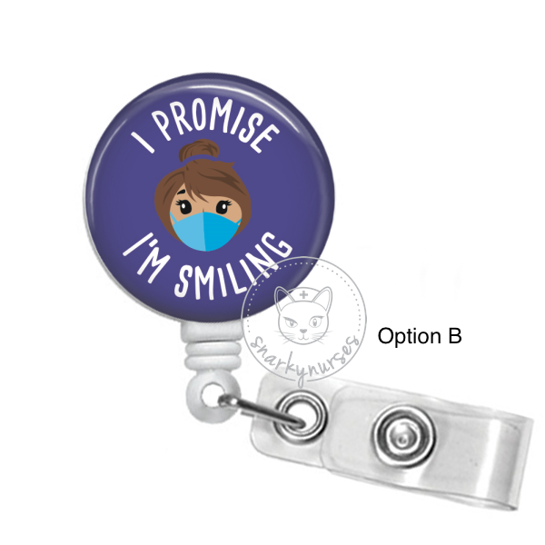 Badge Reel: I Promise I'm Smiling