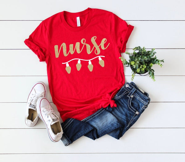 Shirt: Nurse Lights