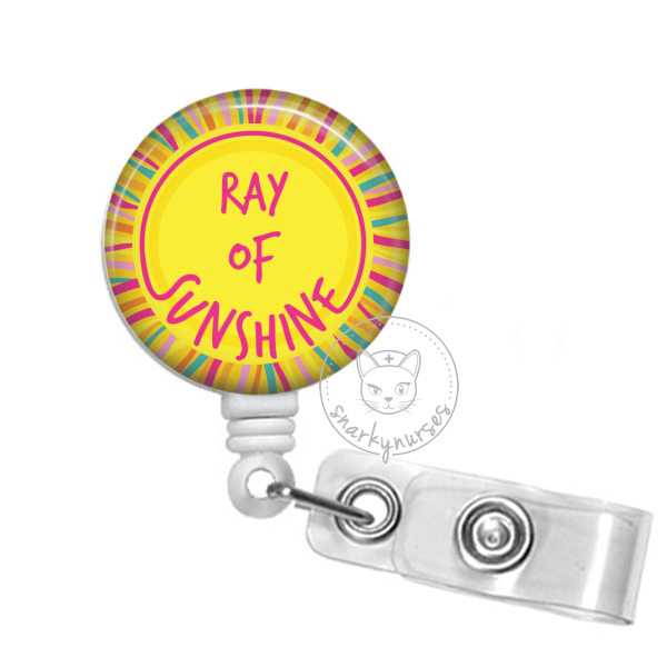 Badge Reel: Ray of Sunshine