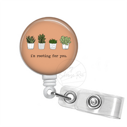 Badge Reel: I'm Rooting for You