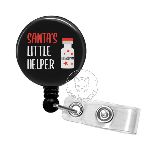 Badge Reel: Santa's Little Helper