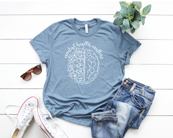 Shirt: Mental Health Matters