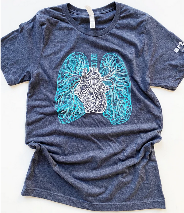 Shirt: Heart & Lungs