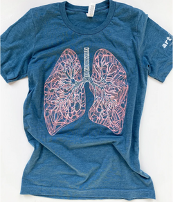 Shirt: Anatomical Lungs