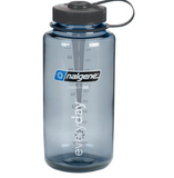 Nalgene® Positive Nursing Words Gray Water Bottle
