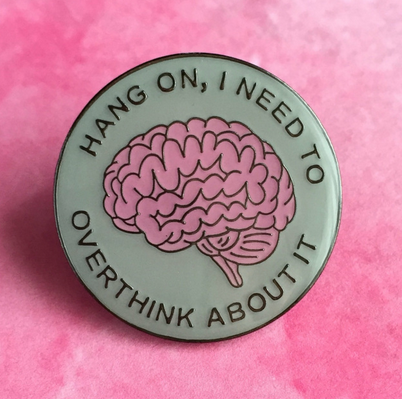 Pin: Overthink About It
