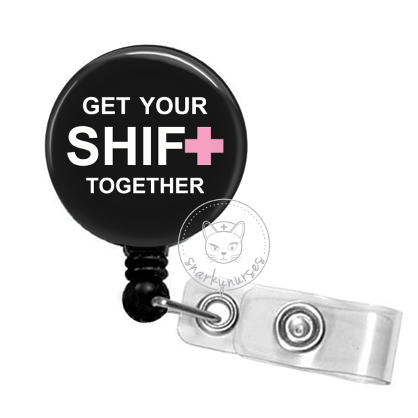 Badge Reel: Get Your Shift Together