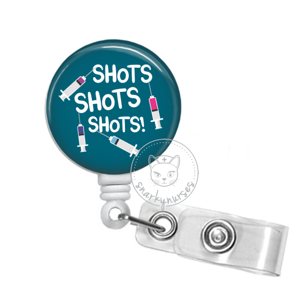 Badge Reel: Shots Shots Shots!