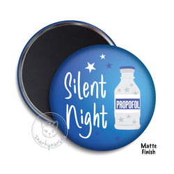 Magnet: Silent Night