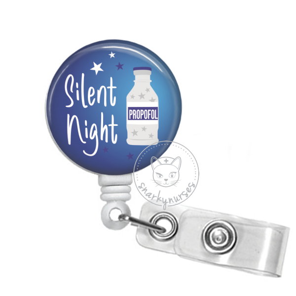 Badge Reel: Silent Night