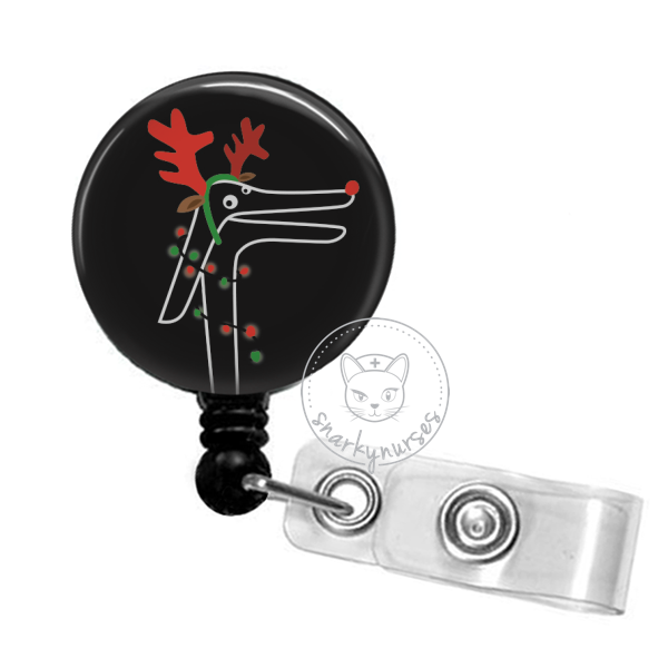 Badge Reel: Holiday Speculum