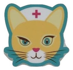 Sticker: Snarky Cat