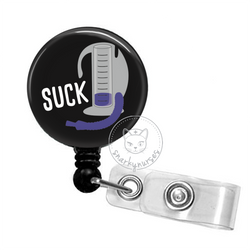Badge Reel: Suck