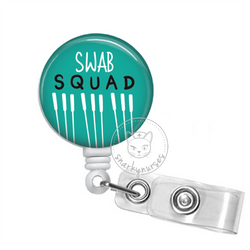 Badge Reel: Swab Squad