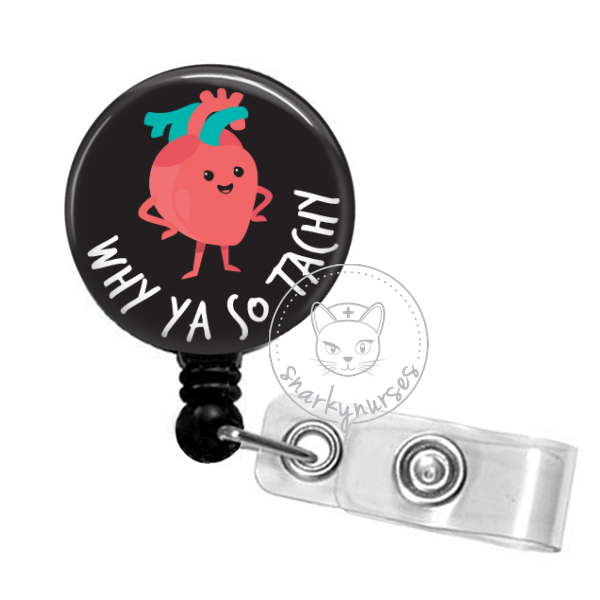 Badge Reel: Why Ya So Tachy? - Multiple Colors!