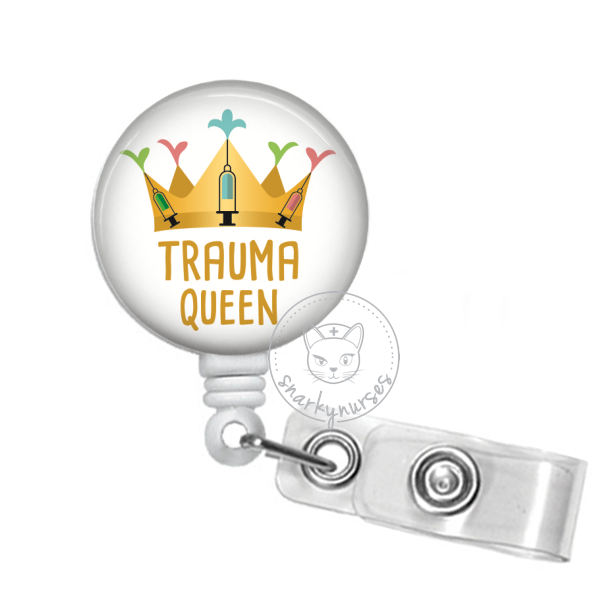 Badge Reel: Trauma Queen