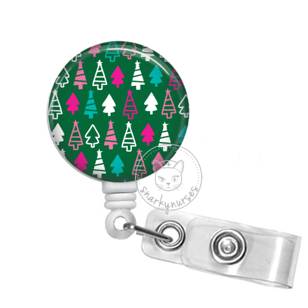 Badge Reel: Trees - Multiple Colors