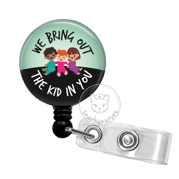 Badge Reel: We bring out the kid in you
