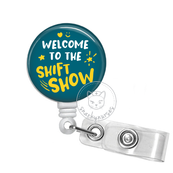 Badge Reel: Welcome to the shiftshow
