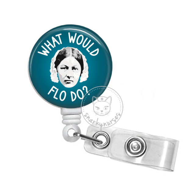 Badge Reel: What would Flo do?