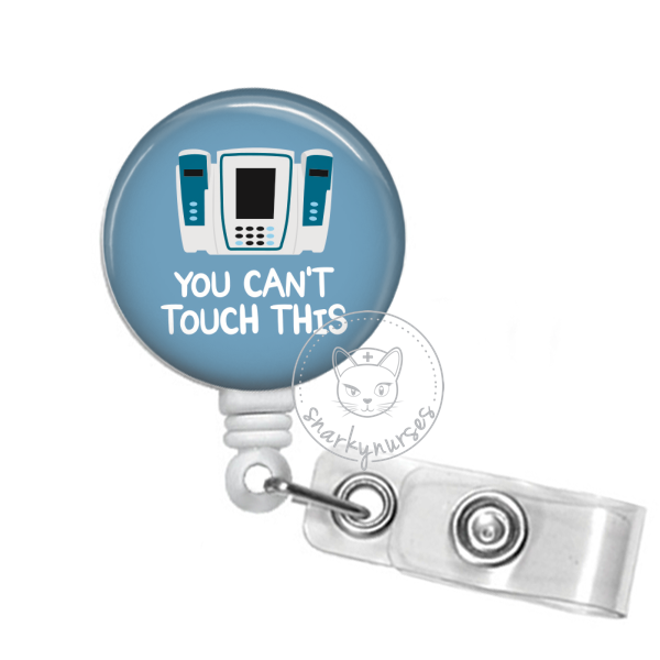 Badge Reel: You Can't Touch This