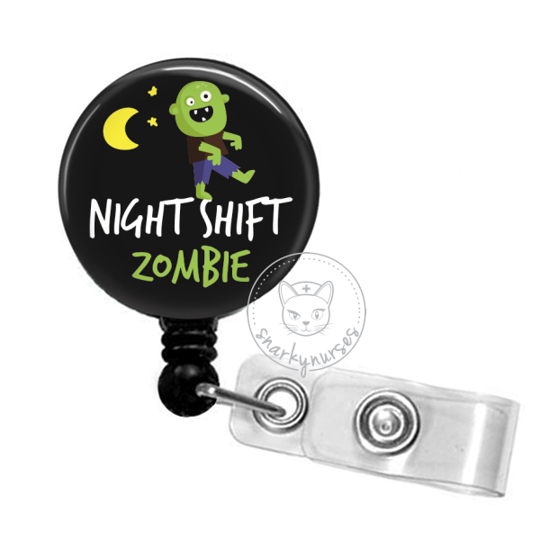 Badge Reel: Night Shift Zombie