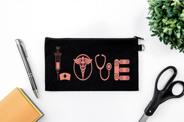 Pen Bag: Love