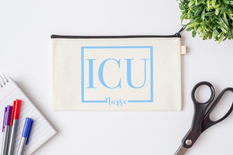 Pen Bag: ICU Nurse