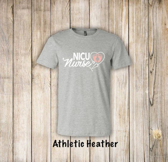 Shirt: NICU Nurse