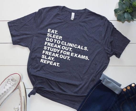 Shirt: Nursing School