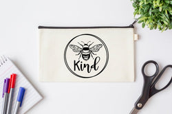 Pen Bag: Bee Kind