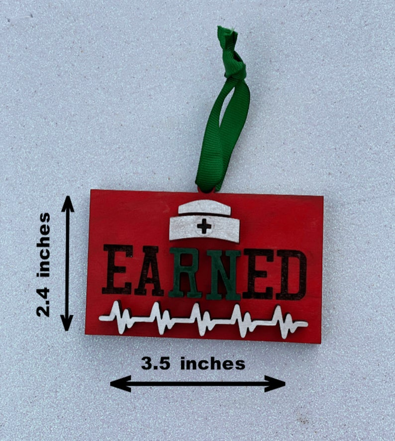 Ornament: eaRNed