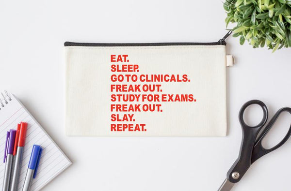 Pen Bag: Nursing School