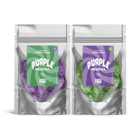 Purple Munchies® - Chocolate Double Kush