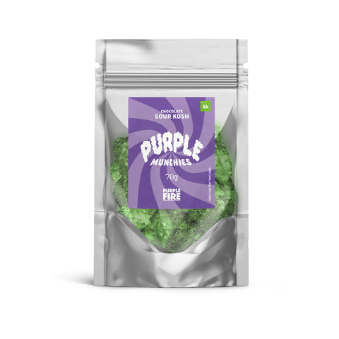 Purple Munchies® - Chocolate Sour Kush
