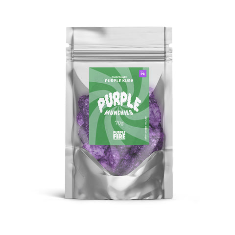 Purple Munchies® - Chocolate Purple Kush