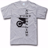 Motocross Pure Adrenaline tees