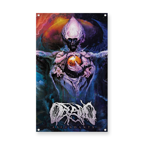 Ascendants Wall Flag