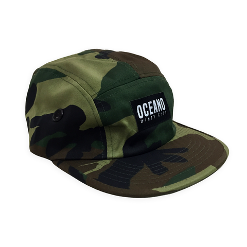 Camo Windy City Hat