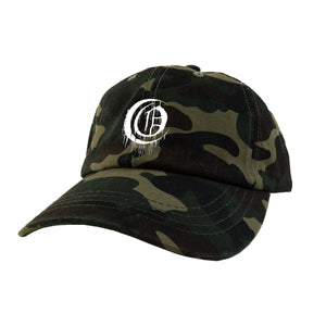 Moon Camo Dad Hat
