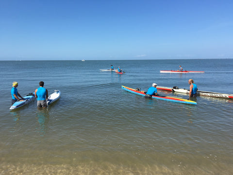 Cape2Cape sup race