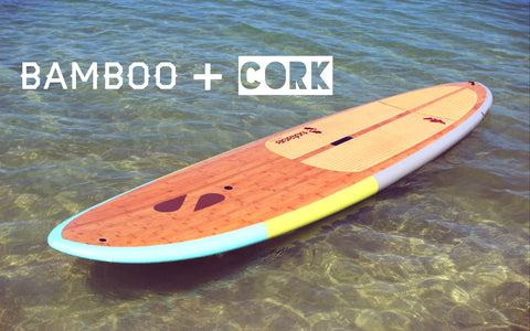 Bamboo/Cork Solace SUP