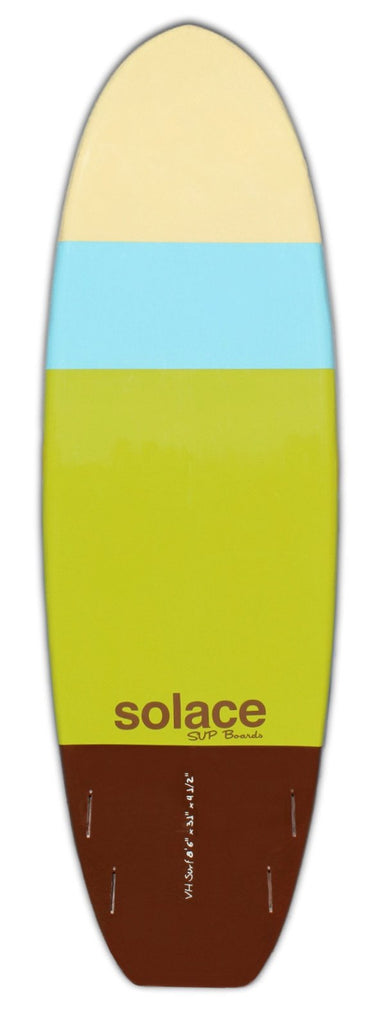 8.6 SUP Surf Model: VH Surf - Solace SUP Boards
