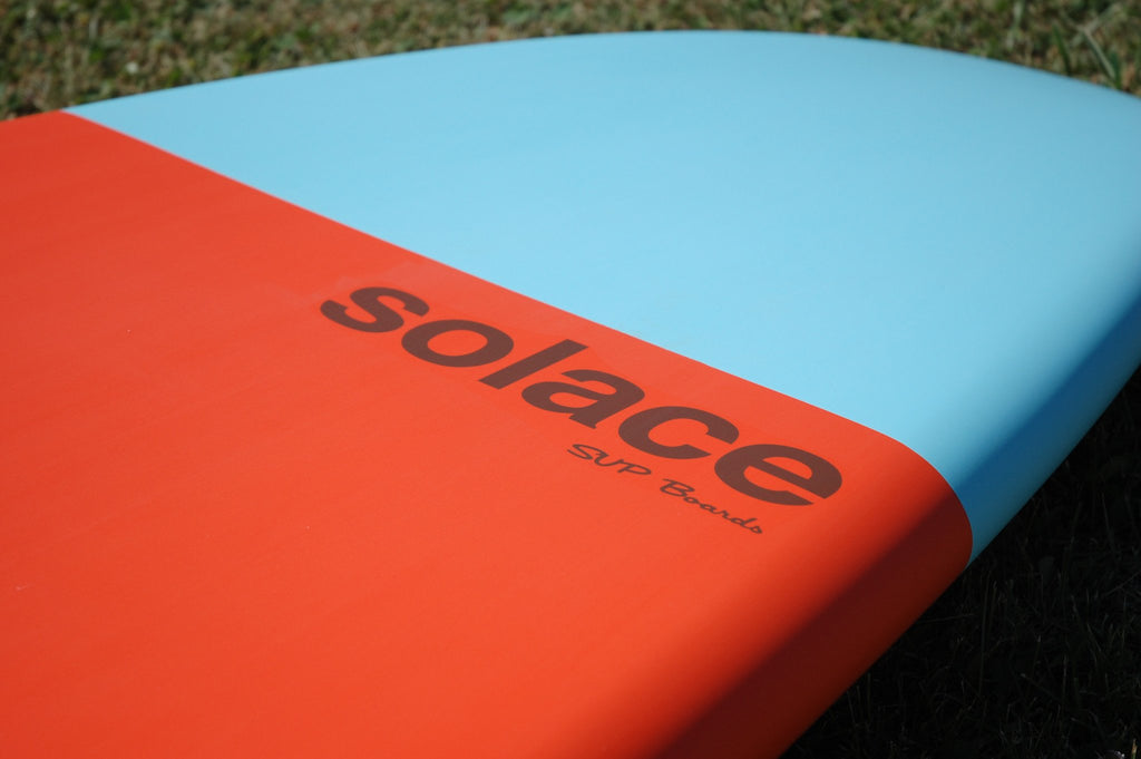10.6 ALL AROUND MODEL: Pura Vida - Solace SUP Boards