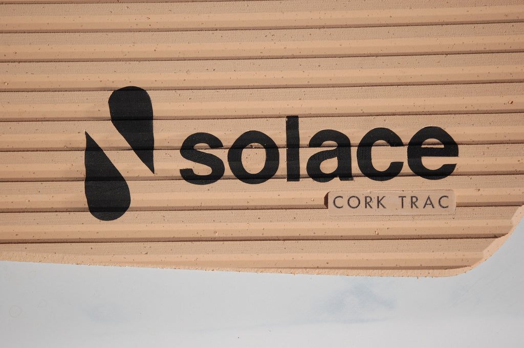 12.6 Race Model: Spear with cork traction - Solace SUP Boards