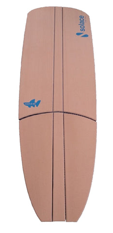 Fitness Cork SUP Pad - Solace SUP Boards