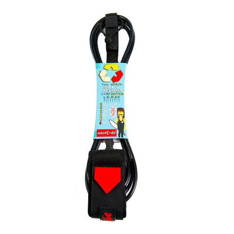 Recycled straight SUP Leash - Solace SUP Boards