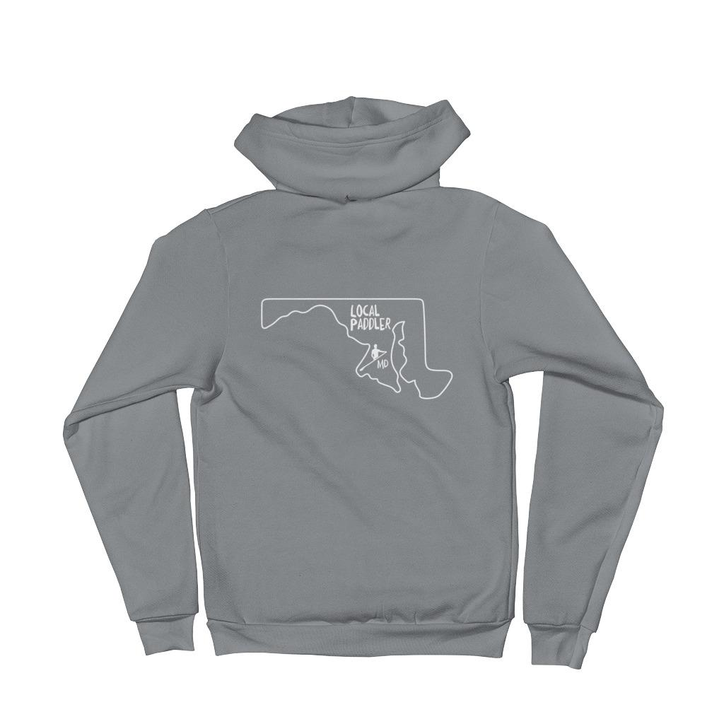 Local Maryland ZIP Hoodie